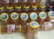 عسل الصفوة انتاج مناحل منصور لجميع انواع العسل