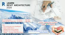 Learn Revit Architecture, AutoCAD 2D & 3D (Jeddah)