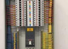 عمل كهربائي درجة اوالة حسب المخطط