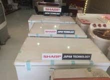 فريزرات شارب اليابانية