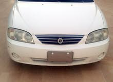 For sale 2002 White Spectra