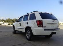 For sale 2007 White Grand Cherokee