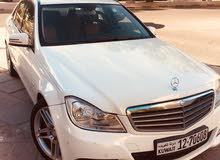 Gasoline Fuel/Power   Mercedes Benz C 180 2012