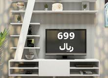 طاولات تلفزيون مودرن