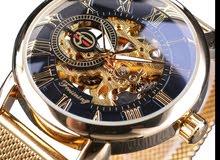 ساعة يد ميكانيكية