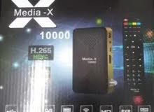 ريسيفر media X 2020 بشيرنج و IPTV