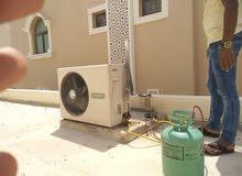 Ac fridge washing machine repair and servise تنظيف المكيفات والغسالات والثلاجات