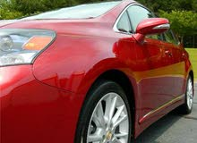 Red Lexus HS 2010 for sale