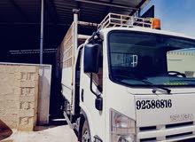 نقل عاااااااام  شاحنة 4 طن أو 10 طن