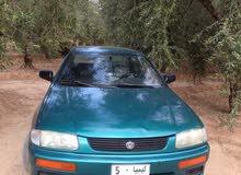 مازدا323 موديل 99