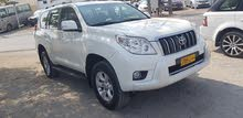 For sale 2012 White Prado