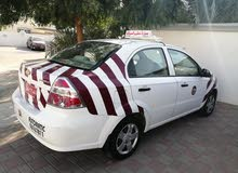 Used condition Chevrolet Aveo 2011 with +200,000 km mileage