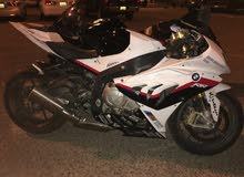 Used BMW motorbike made in 2010 for sale