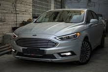 Ford Fusion Titanium 2018 بحالة الوكالة