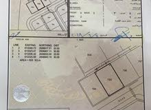 للبيع ارض سكني في الخوض 4 المنطقة القديمة