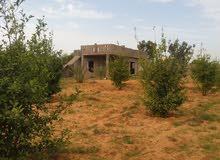 ارض 2700 ومنزل غير مكتمل للبيع او استبدال