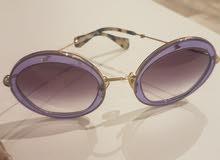 نظارة ميو ميو للبيع