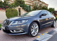 2015 PASSAT CC V6 FULL OPTION GCC WITH FULL SERVICE HISTORY