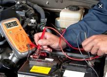 مطلوب فني كهرباء سيارات
