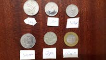 for sale old, special and new currencies