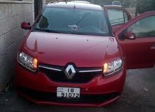 Renault Logan 2016 For sale - Maroon color