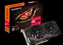 Gigabyte AMD RX 580 8GB RAM