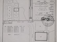 ارض ف المسفاة الرابعة ثاني قطعة من الشارع المرصوف