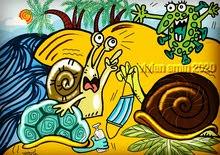رسم قصص اطقال وكاريكاتير