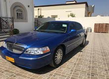 Gasoline Fuel/Power   Lincoln Town Car 2003