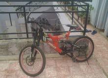 دراجة هوائية من نوع triplik