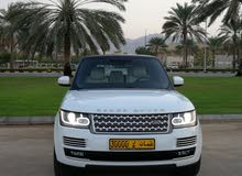 Land Rover Range Rover Vogue car for sale 2015 in Muscat city