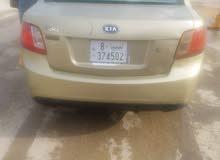 Kia Rio made in 2010 for sale