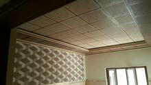 ديكورات (ورق جدران .جدران بلاستيكيه  .سقوف ثانويه .صبغ داخلي وخارجي )
