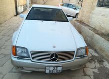 Used Mercedes Benz SL 320 in Amman