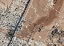طريق المطار سكن منطقه فلل 500 م بسعر 23الف