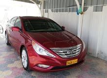 Hyundai Sonata car for sale 2011 in Muscat city