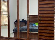 غرفة نوم مستعمله