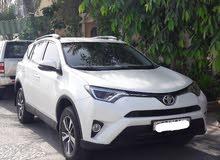 Toyota Rav-4 for sale 2017 تويوتا راف فور للبيع