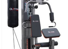Mulity Home Gym هوم جيم احترافى 25 تمرين +بوكسنج +كوره السرعه فقط 177