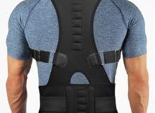 يتوفر لدينا حزام طبي كشد الظهر مفيد جدا يخفف آلام الظهر