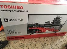 New Toshiba size 43 inch