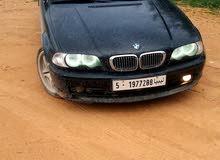 Manual Black BMW 2002 for sale