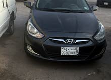Hyundai Accent car is available for a Day rent