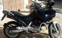 BMW motorbike made in 2000