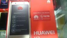 عرض خاص Huawei Y3 2017 جديد وبضمان المحل