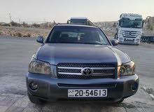 Automatic Blue Toyota 2006 for sale
