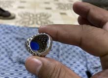 خاتم فضة ماركة