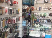 تشغيل متجر للهواتف المحمولة للبيع في السالمية