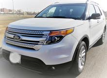 Gasoline Fuel/Power   Ford Explorer 2014