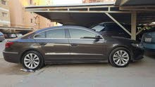 Volkswagen passat cc 2013 brown color